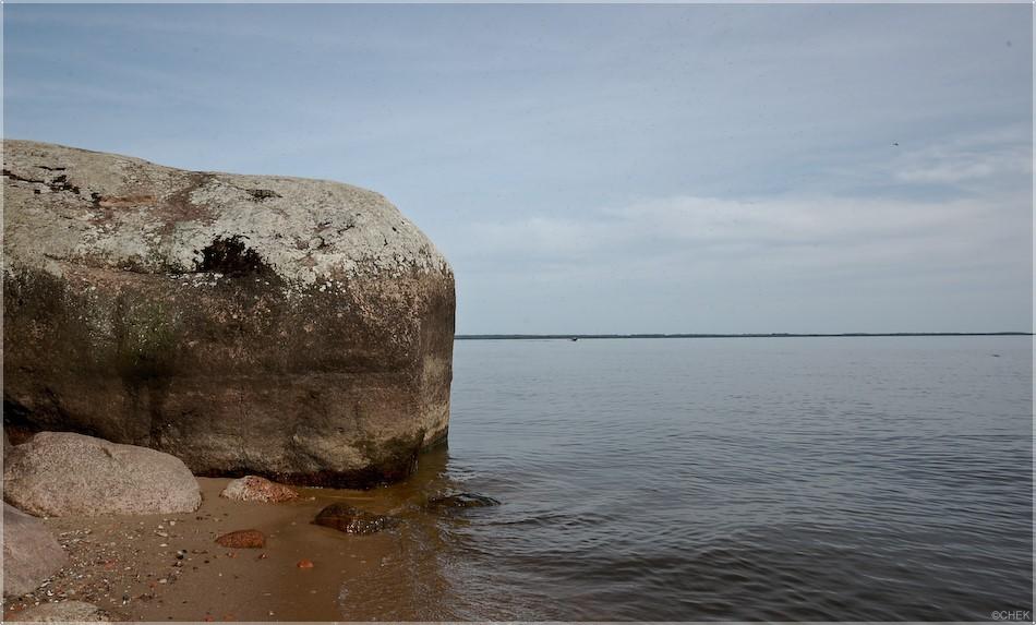 Псковского озера.